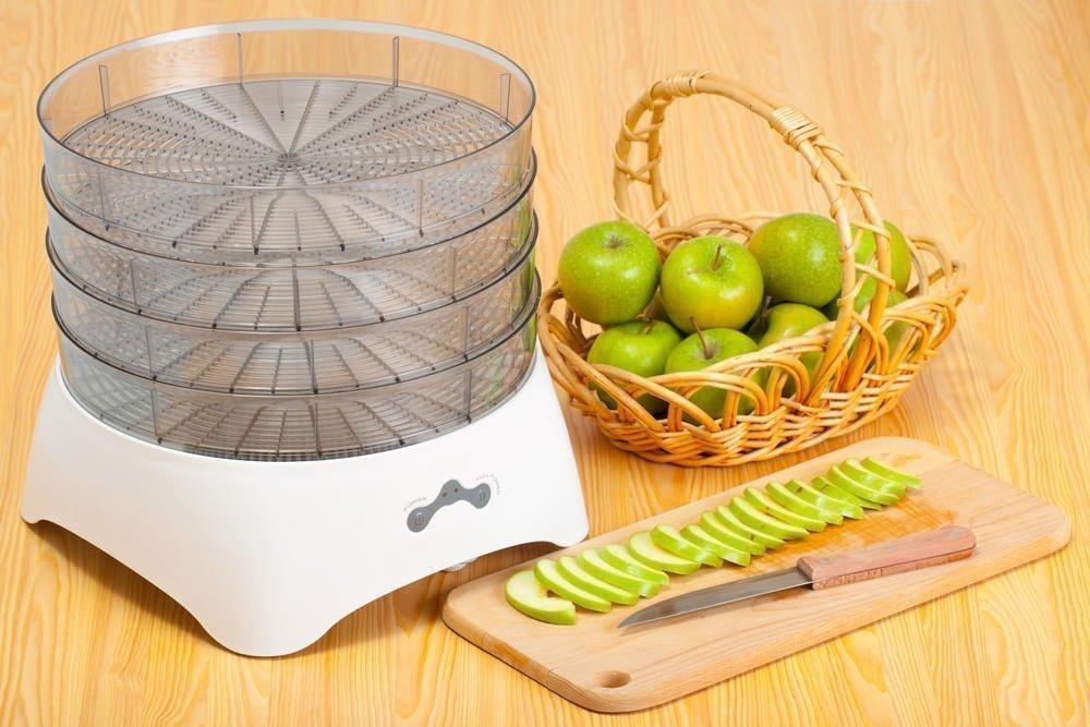 Сушилка для фруктов и ягод: витамины на зиму, натуральные чипсы