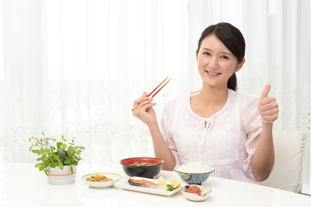 Похудеть диеты японская