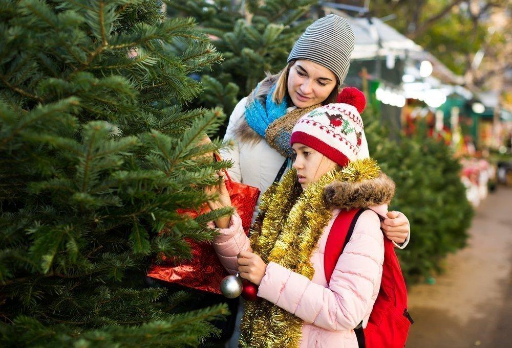 Безопасность эксплуатации елки для детей и взрослых