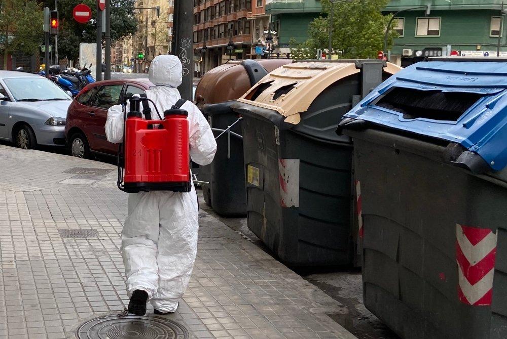 Испания выводит на улицы войска