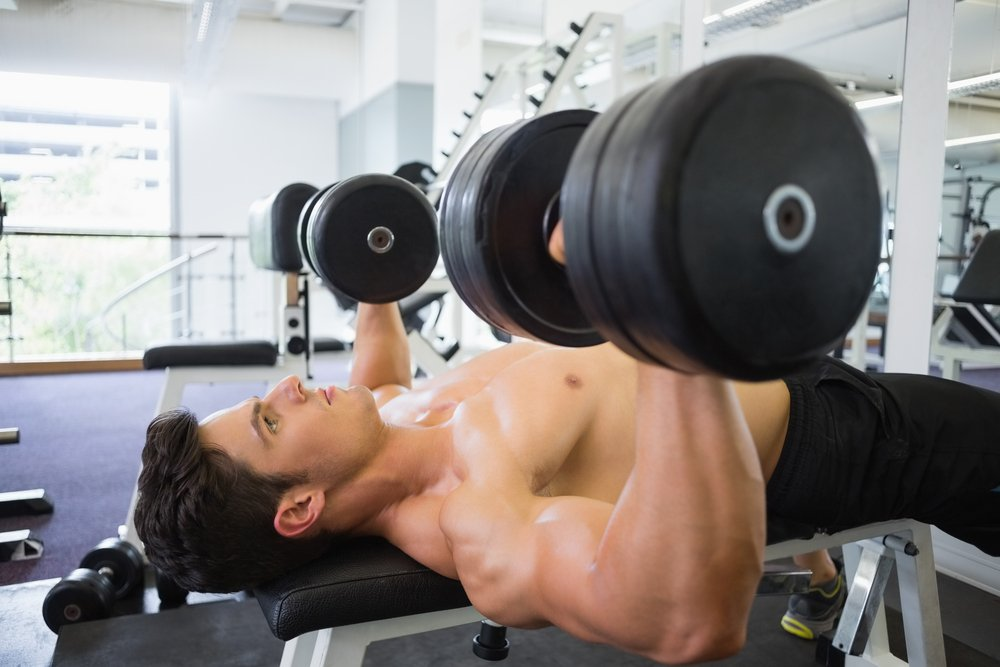 Суть фитнес-тренировок в технике дроп-сет