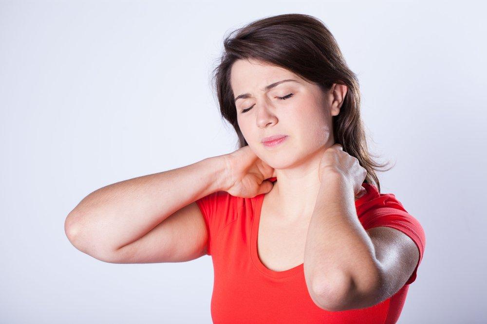 Откуда берется боль в мышцах шеи