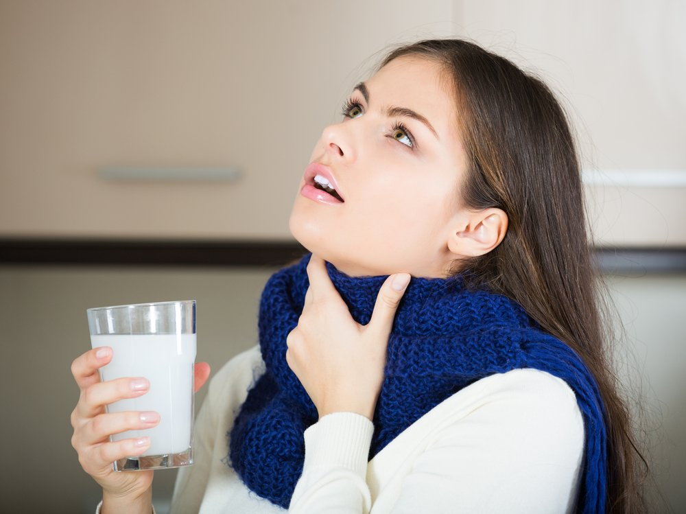 Хронический фарингит: причины и лечение