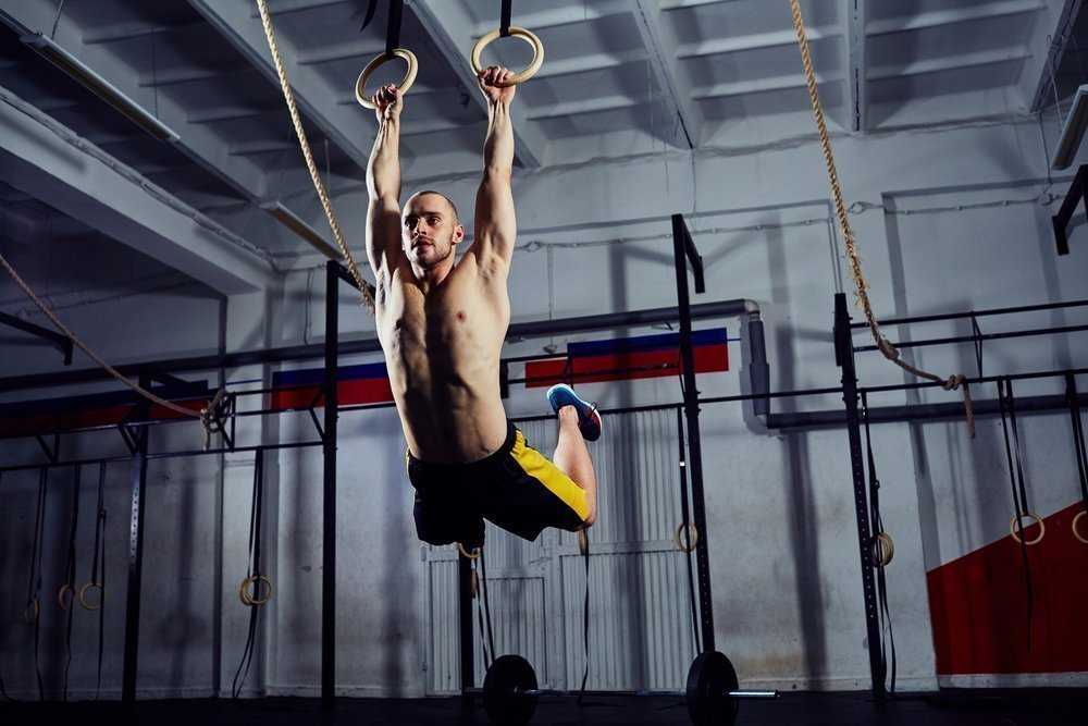 Комплекс упражнений для укрепления мышц