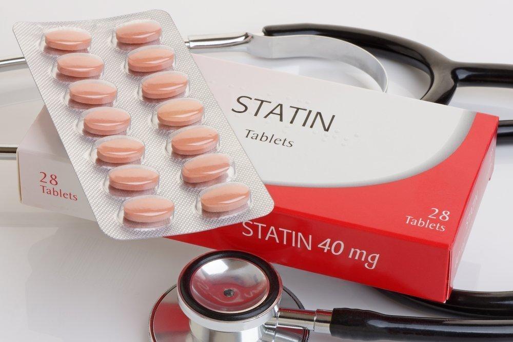 Особенности лечения статинами