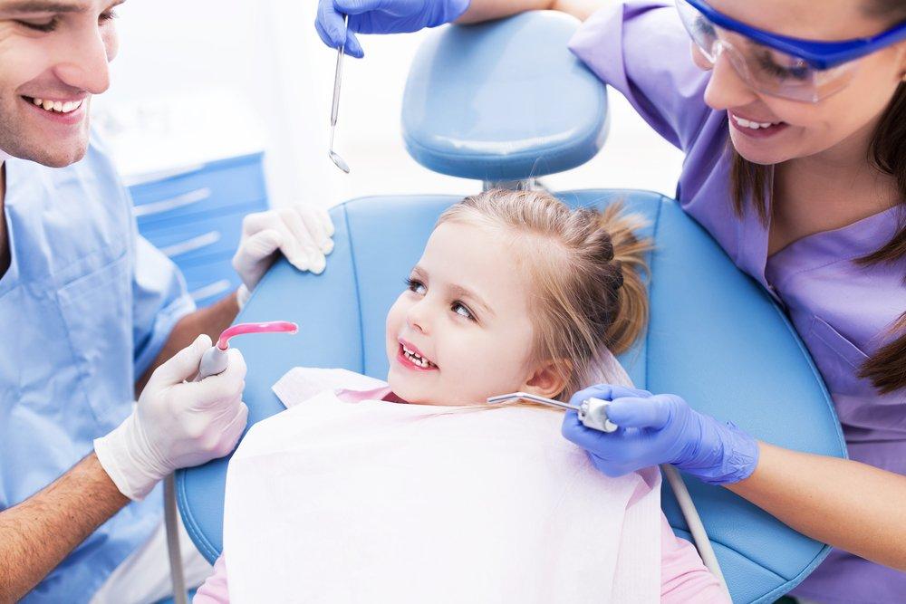 А если не лечить зубы у детей?