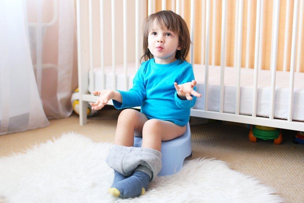 Особенности формирования запоров в раннем возрасте