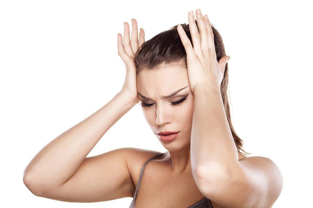 Проявления менингита: головная боль, рвота, нарушения сознания