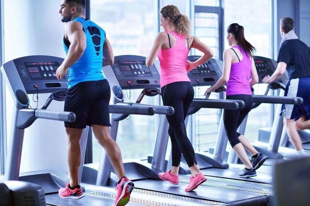 Ходьба для похудения беговая дорожка