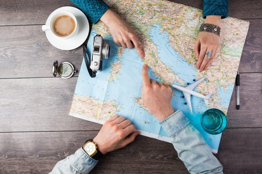 Куда лучше отправляться отдыхать?