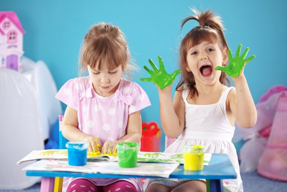 Польза рисования для здоровья детей
