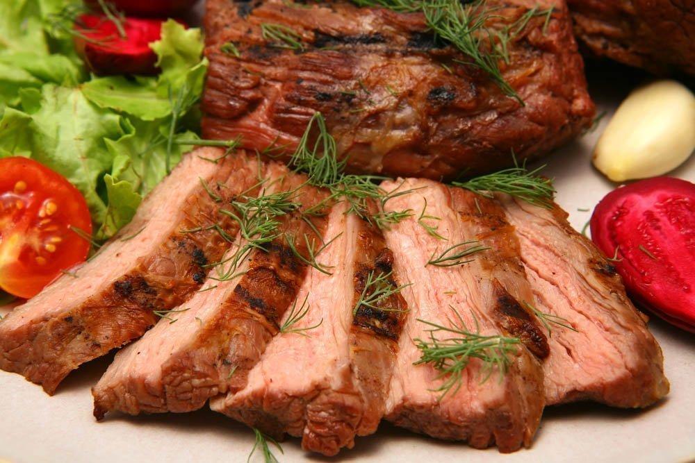 Мясо в диетическом рационе питания