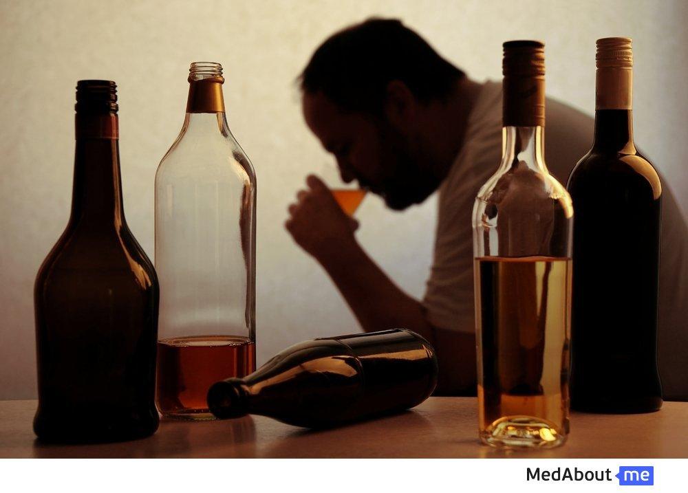 Привкус горечи после употребления алкоголя