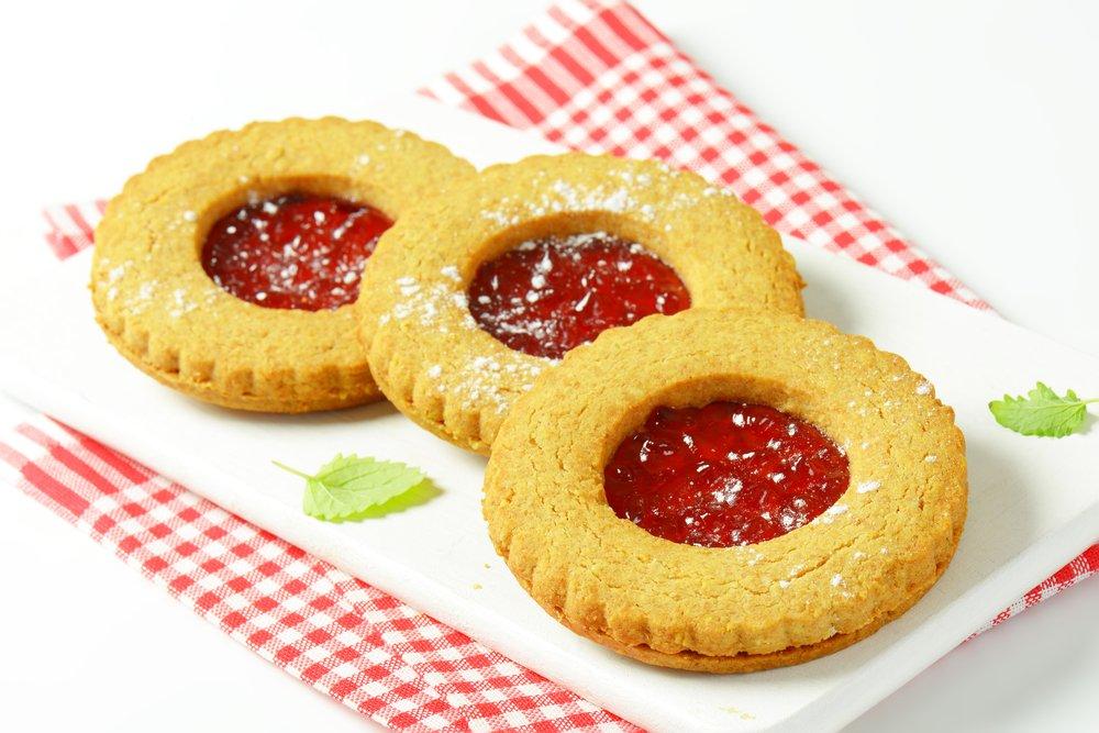Как приготовить французское рассыпчатое печенье сабле?