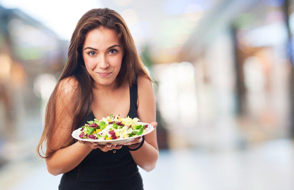 стал вегетарианцем похудел