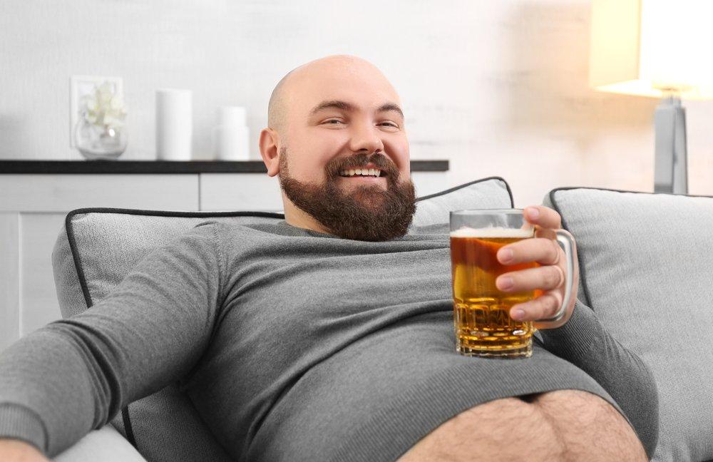 Пивной живот: миф об эстрогенах