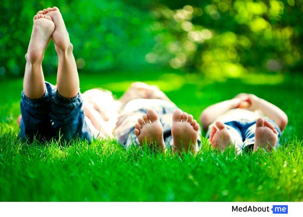 Релаксация в детском саду