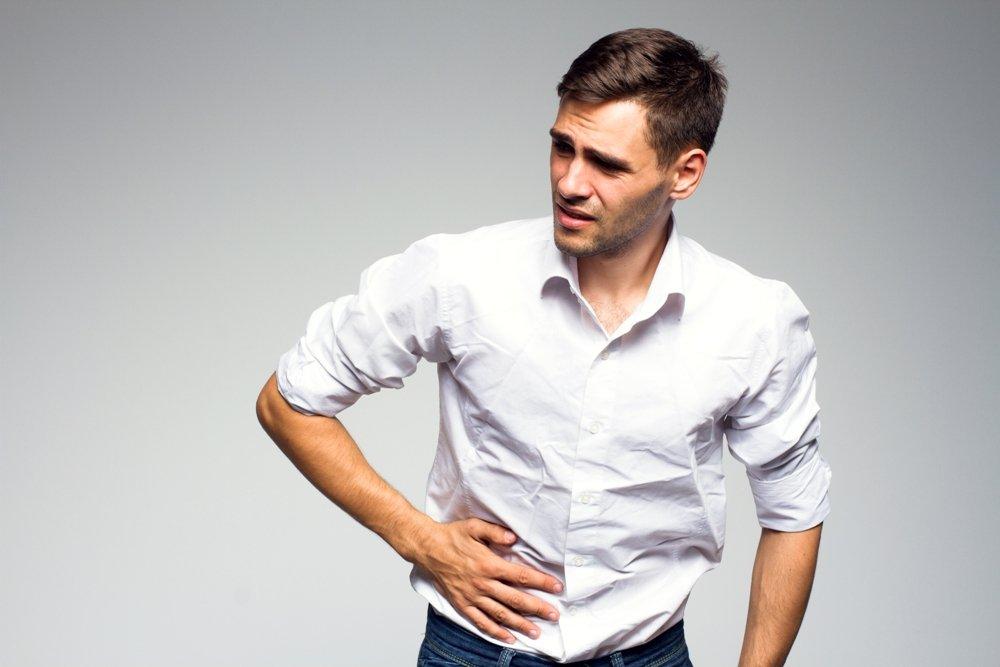 Гепатит у мужчин