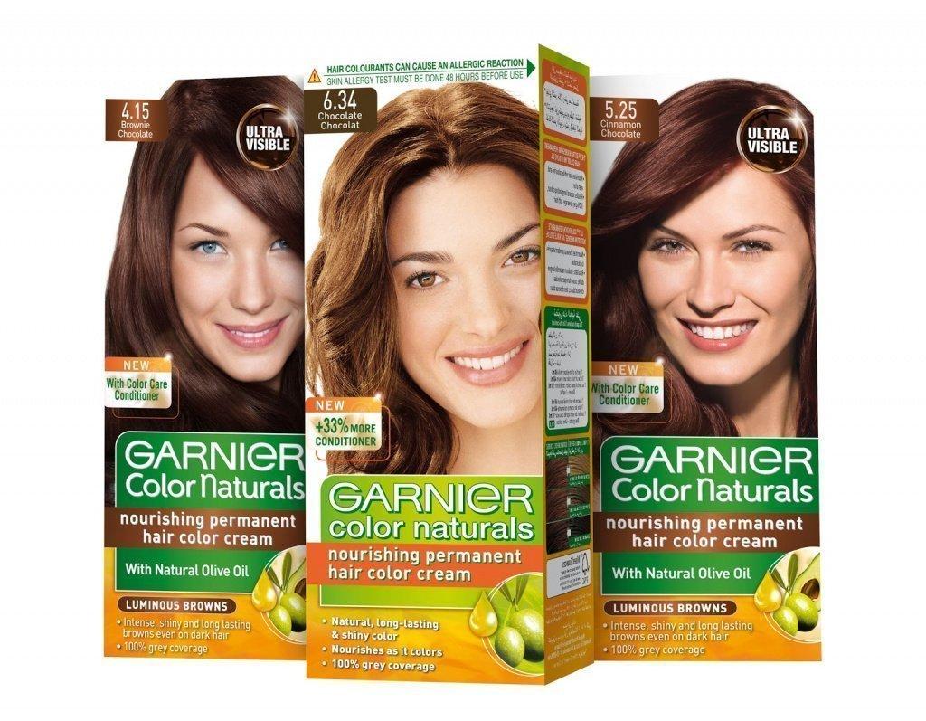 Краска для волос Garnier Color Naturals Источник: kremys.ru