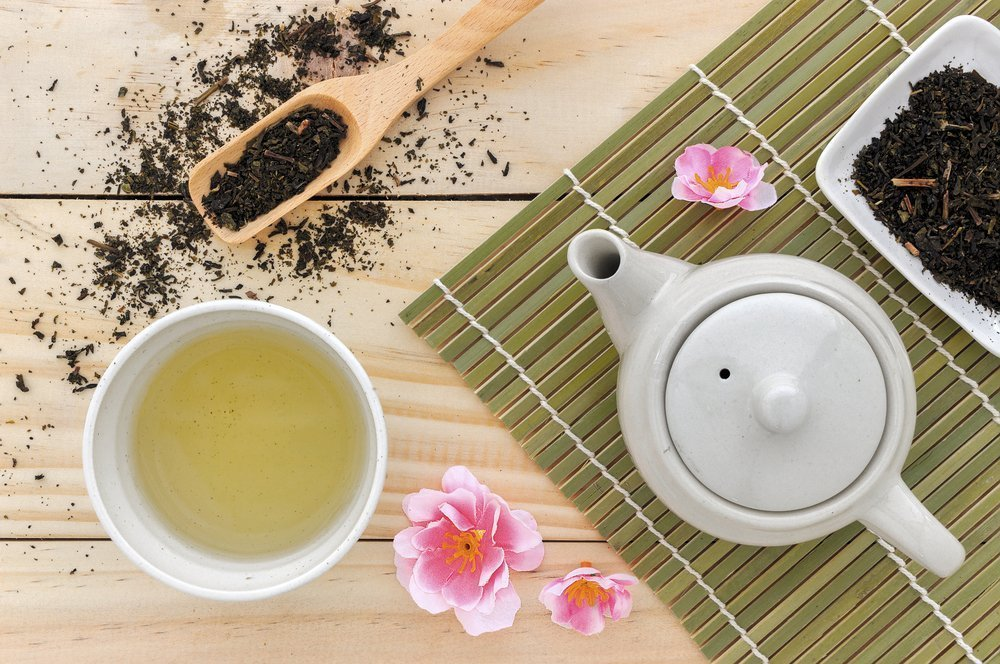 Три школы чаепития