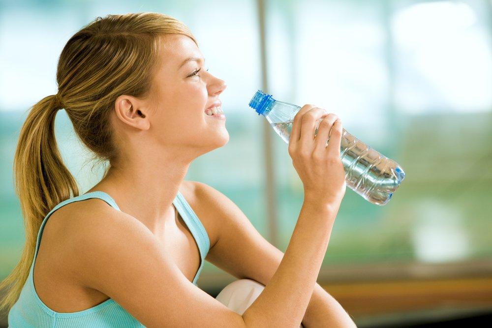 Количественные и качественные показатели воды для полноценного фитнеса