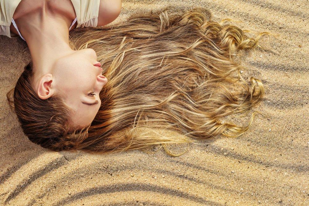 Уход за волосами: увлажняющий состав с бананом