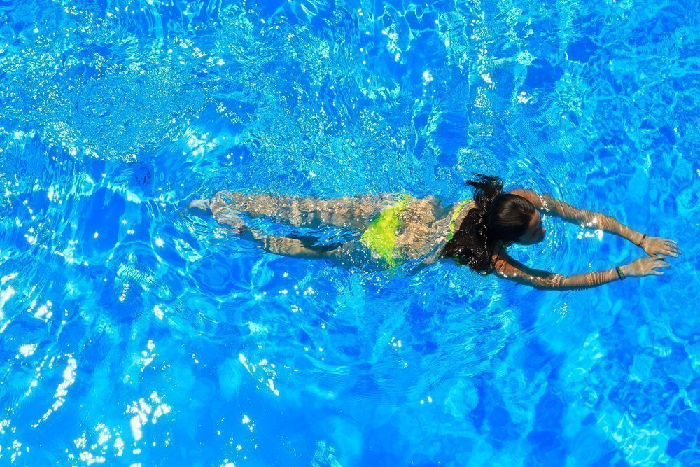 Как плавать, чтобы похудеть?