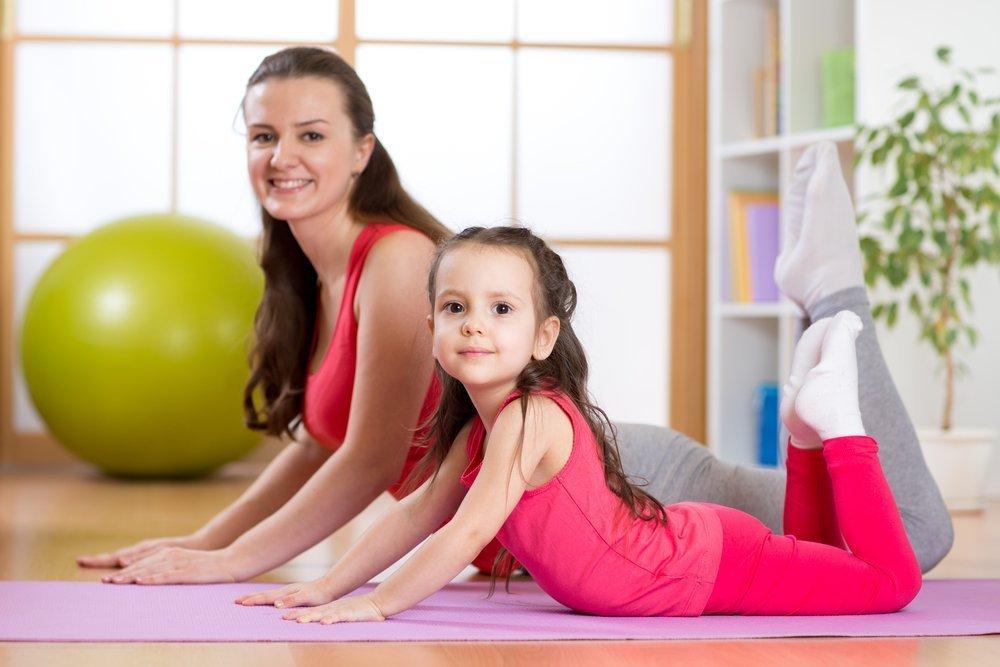 Детская гимнастика: какой она должна быть?