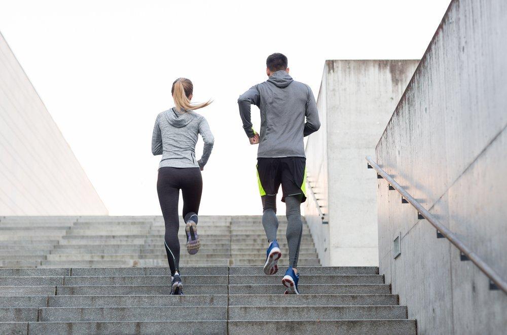 Физическая нагрузка для снижения веса