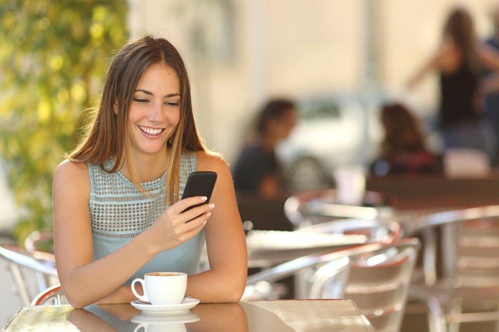 Мобильное приложение для знакомств Badoo