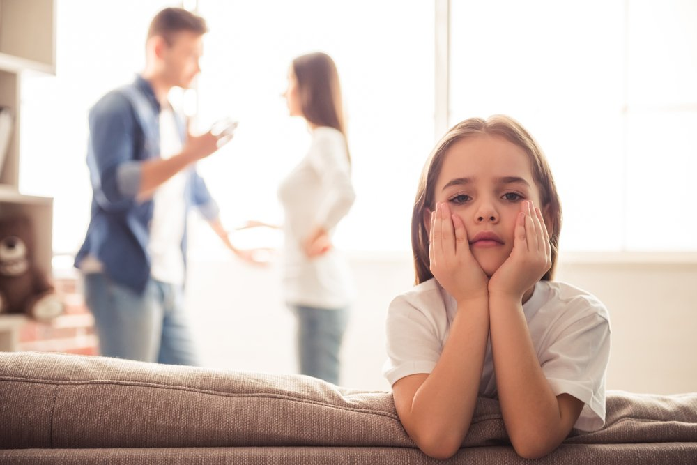 Влияние эмоций матери на состояние ребенка
