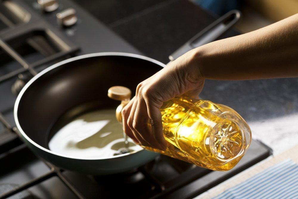 3. Минимизируйте количество масла при жарке