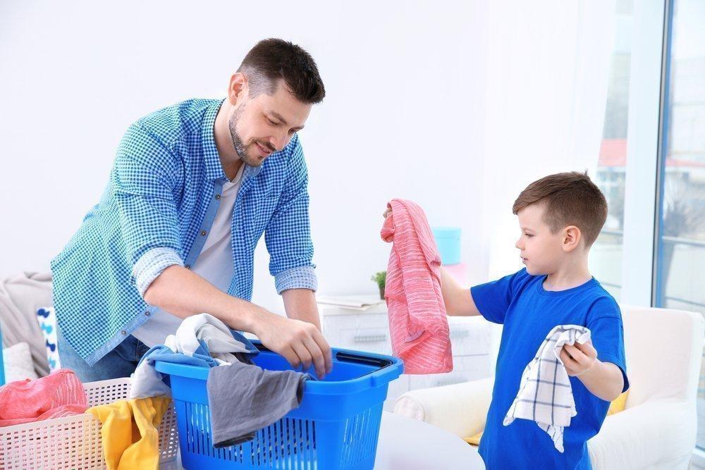 Показывать ребенку личный пример