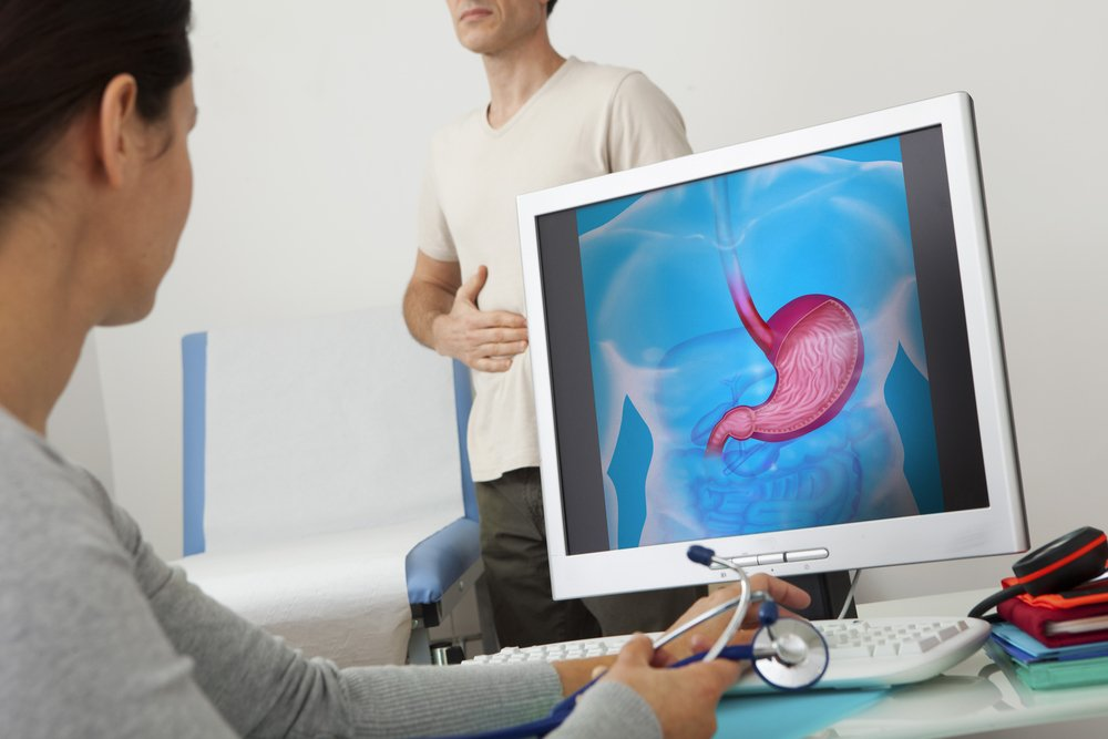 Комплексная диагностика язвы желудка в больнице