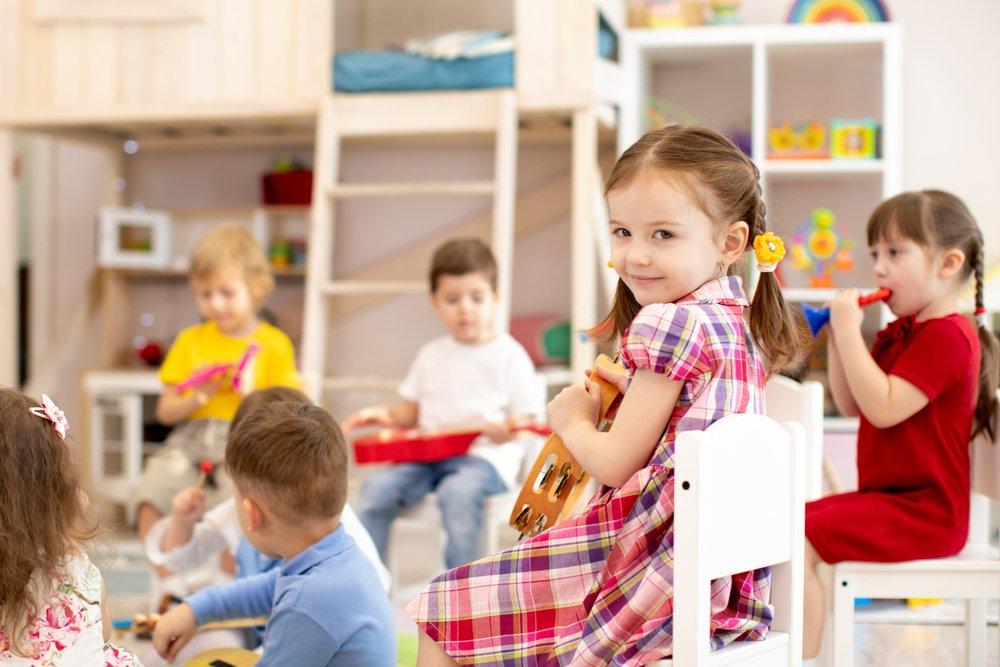 Учебная программа дошкольного образования в детском саду
