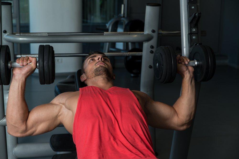 Фитнес-упражнения для прокачки грудных мышц