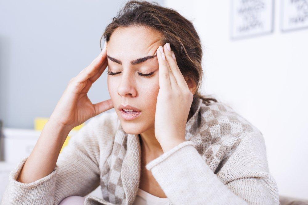 Симптомы при сдавлении головного мозга