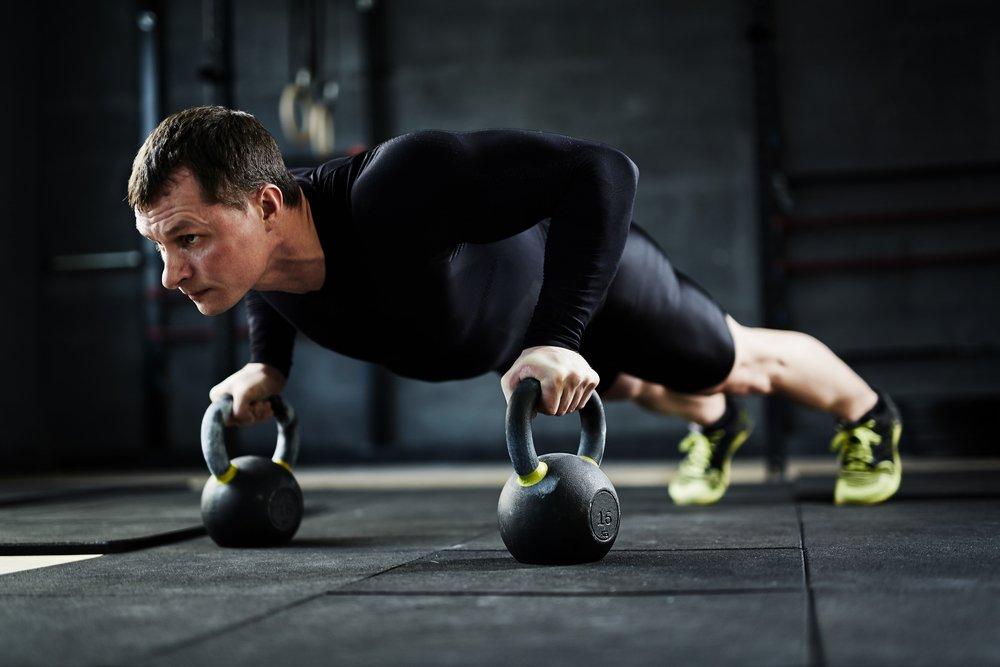 Занятия фитнесом — залог физического здоровья человека