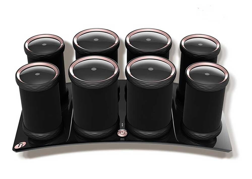 Термо и электробигуди для быстрых укладок Источник: allure.com