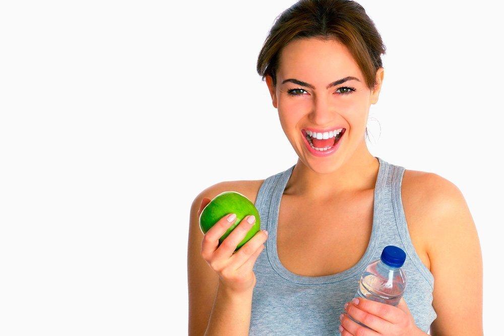 Заботьтесь о здоровье и следите за питанием