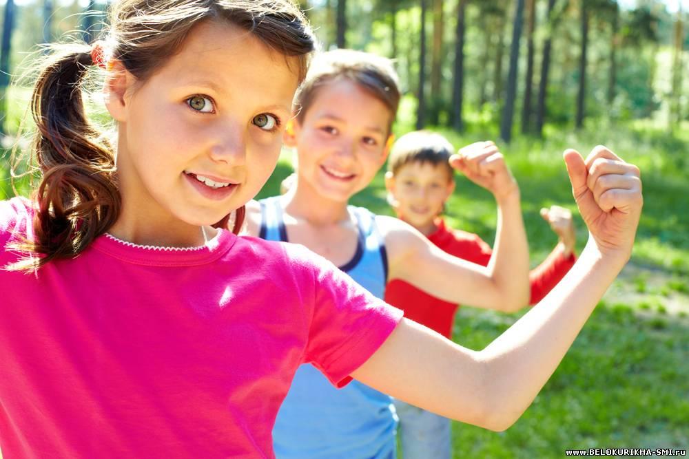 Что представляет собой иммунитет у детей?