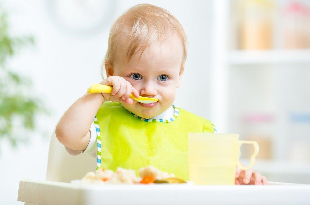 Зубы у детей и жевание