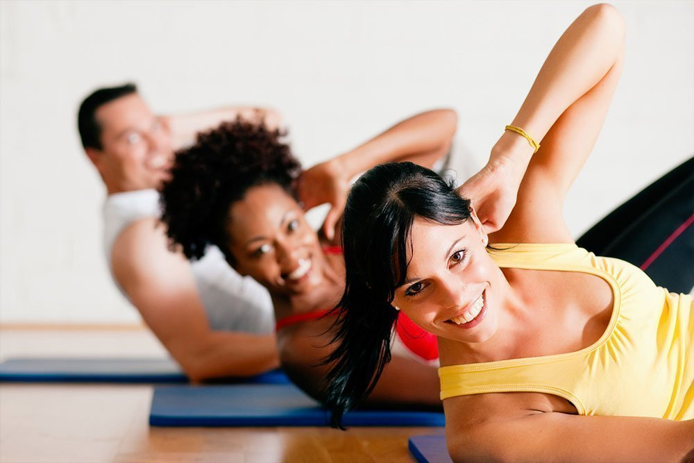 Основные фитнес-упражнения для пресса