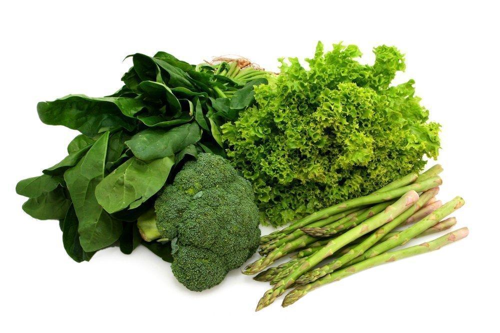 Диета на зелени — отличный летний способ привести тело в порядок