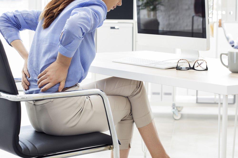 Боль в спине: немного статистики