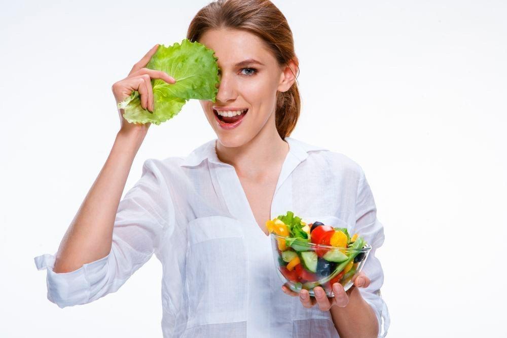 Правильная диета — союзник печени