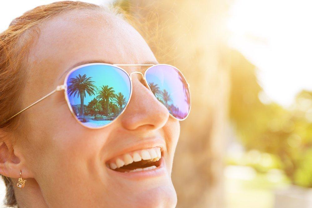 УФ-фильтр — защита здоровья глаз