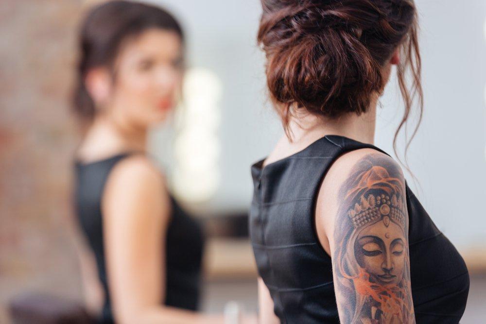 Чем опасны татуировки: инфекции, аллергия, токсические влияния