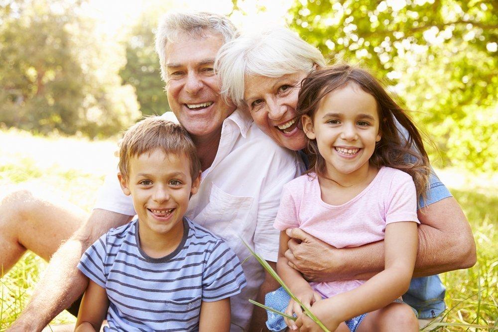 Опыт старшего поколения в воспитании детей