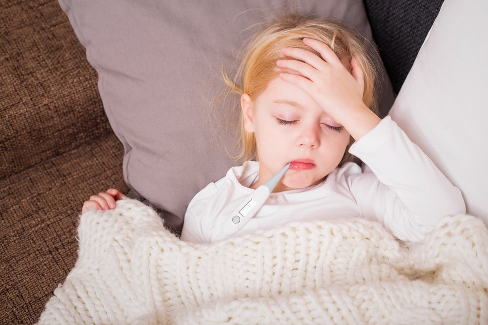 Симптомы при эпидемическом паротите